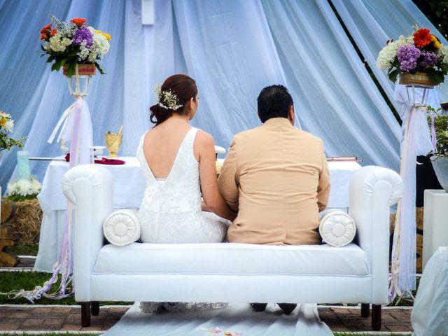 El matrimonio de Nofal y Lina en Villavicencio, Meta 24