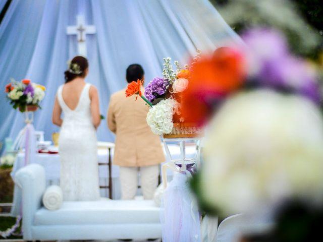 El matrimonio de Nofal y Lina en Villavicencio, Meta 25