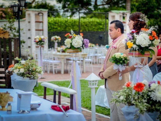 El matrimonio de Nofal y Lina en Villavicencio, Meta 1