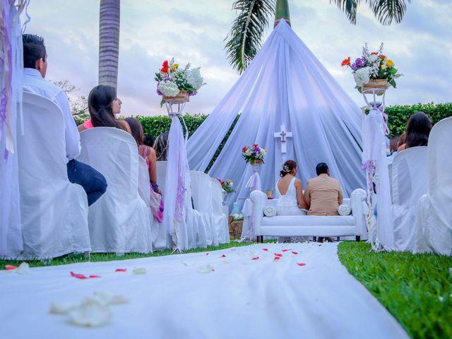 El matrimonio de Nofal y Lina en Villavicencio, Meta 26