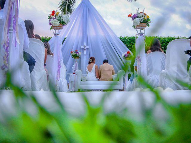 El matrimonio de Nofal y Lina en Villavicencio, Meta 27
