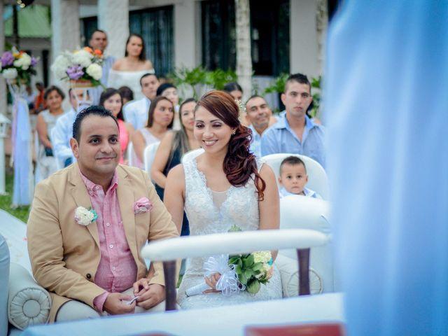 El matrimonio de Nofal y Lina en Villavicencio, Meta 28