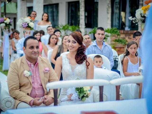 El matrimonio de Nofal y Lina en Villavicencio, Meta 29