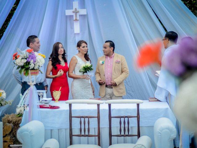 El matrimonio de Nofal y Lina en Villavicencio, Meta 30