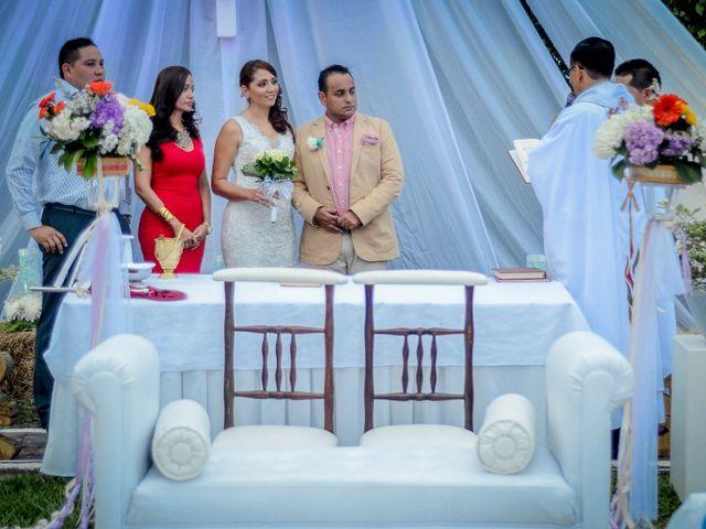 El matrimonio de Nofal y Lina en Villavicencio, Meta 31