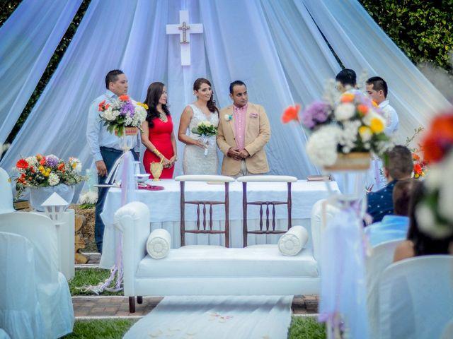 El matrimonio de Nofal y Lina en Villavicencio, Meta 32