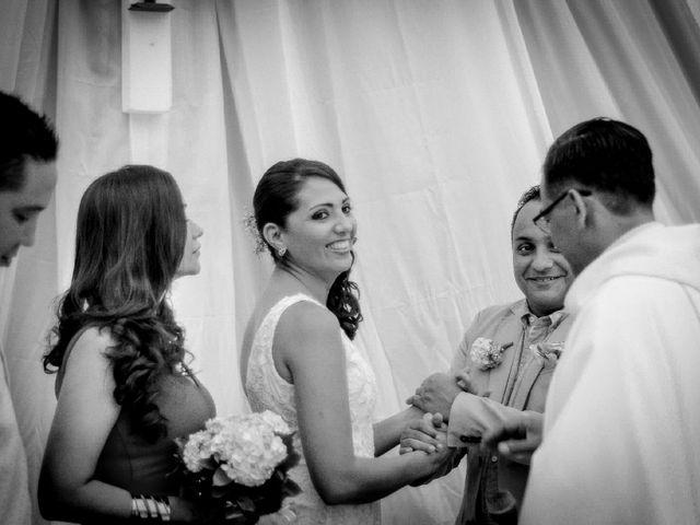 El matrimonio de Nofal y Lina en Villavicencio, Meta 33