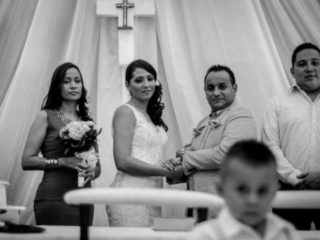 El matrimonio de Nofal y Lina en Villavicencio, Meta 35