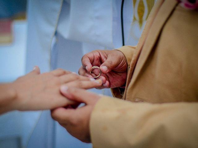 El matrimonio de Nofal y Lina en Villavicencio, Meta 37