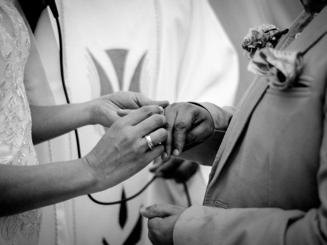 El matrimonio de Nofal y Lina en Villavicencio, Meta 38