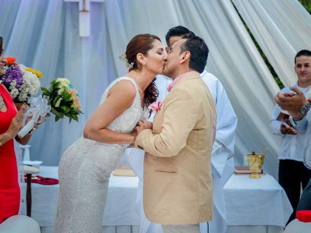 El matrimonio de Nofal y Lina en Villavicencio, Meta 39