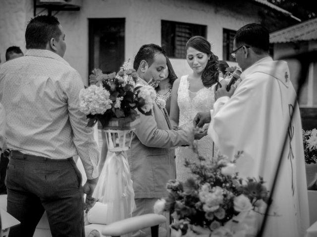 El matrimonio de Nofal y Lina en Villavicencio, Meta 40
