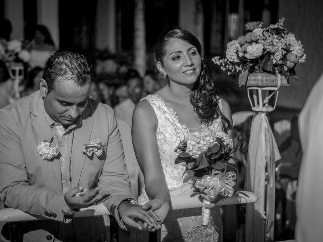 El matrimonio de Nofal y Lina en Villavicencio, Meta 42