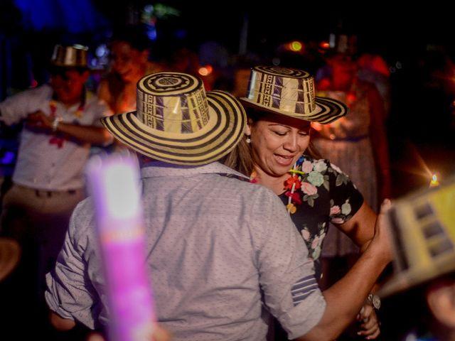 El matrimonio de Nofal y Lina en Villavicencio, Meta 43