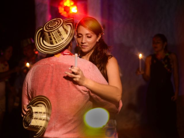 El matrimonio de Nofal y Lina en Villavicencio, Meta 45