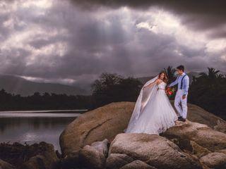 El matrimonio de Sara y Gustavo 3