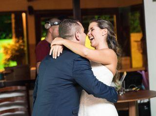 El matrimonio de Carolina y Wilmar
