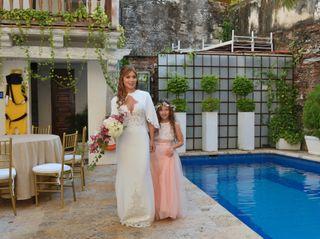 El matrimonio de Zulma y Alvaro 3