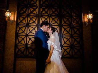 El matrimonio de Ana Cristina  y Julio David