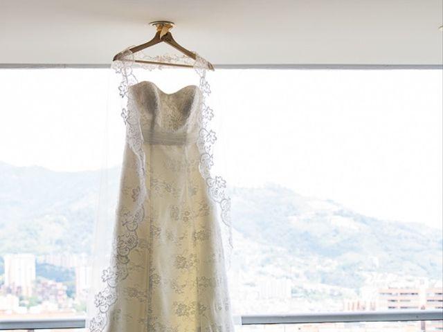 El matrimonio de Wilmar y Carolina en Medellín, Antioquia 4