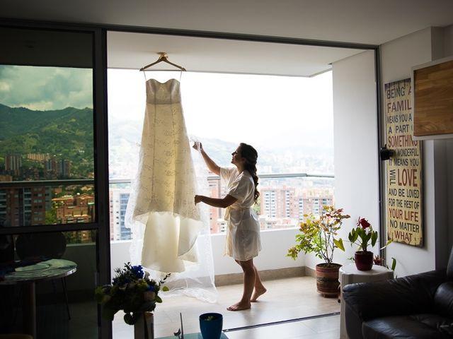 El matrimonio de Wilmar y Carolina en Medellín, Antioquia 15