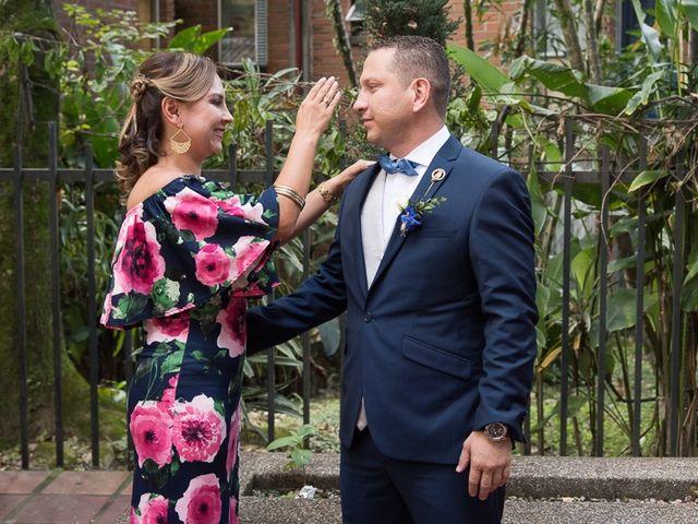 El matrimonio de Wilmar y Carolina en Medellín, Antioquia 16