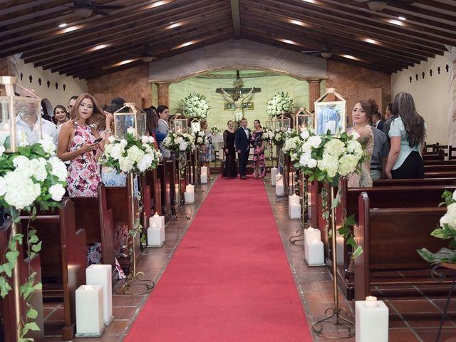 El matrimonio de Wilmar y Carolina en Medellín, Antioquia 17