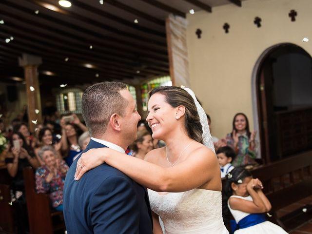 El matrimonio de Wilmar y Carolina en Medellín, Antioquia 22