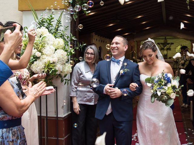 El matrimonio de Wilmar y Carolina en Medellín, Antioquia 23
