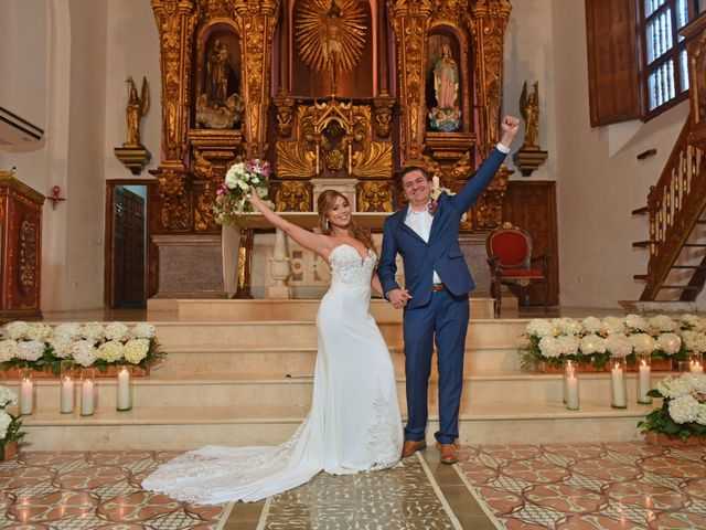 El matrimonio de Zulma y Alvaro