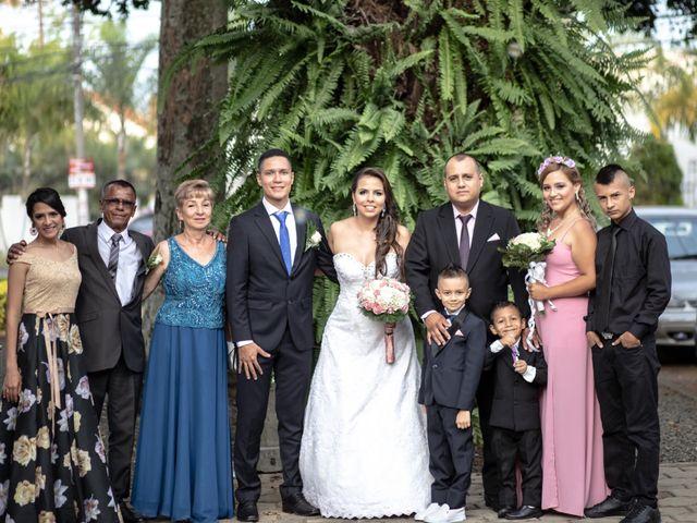 El matrimonio de Hamerson y Diana en Cali, Valle del Cauca 34