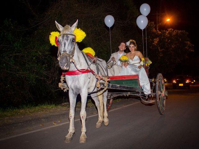 El matrimonio de Adam y Natalia en Villavicencio, Meta 1