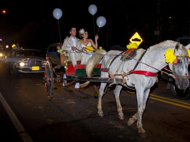 El matrimonio de Adam y Natalia en Villavicencio, Meta 6