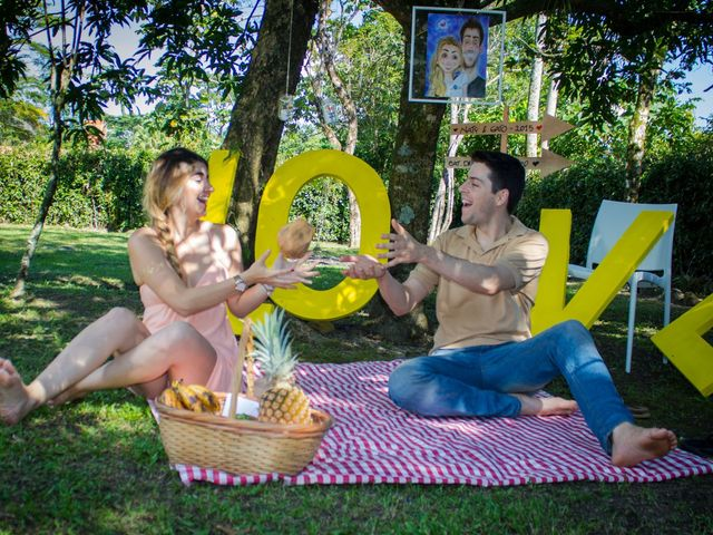 El matrimonio de Adam y Natalia en Villavicencio, Meta 7