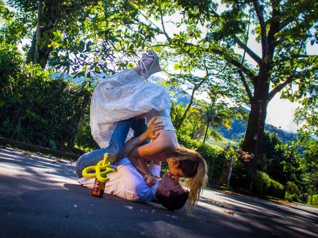 El matrimonio de Adam y Natalia en Villavicencio, Meta 13