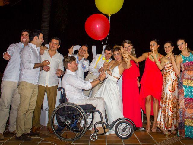 El matrimonio de Adam y Natalia en Villavicencio, Meta 14