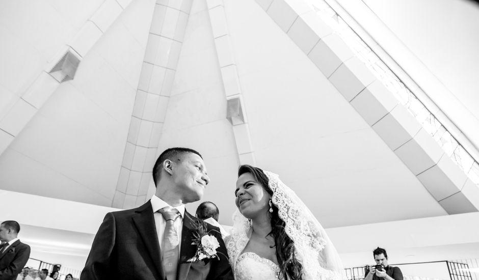 El matrimonio de Hamerson y Diana en Cali, Valle del Cauca