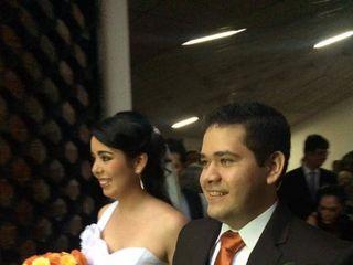 El matrimonio de Andrea   y Andres   1