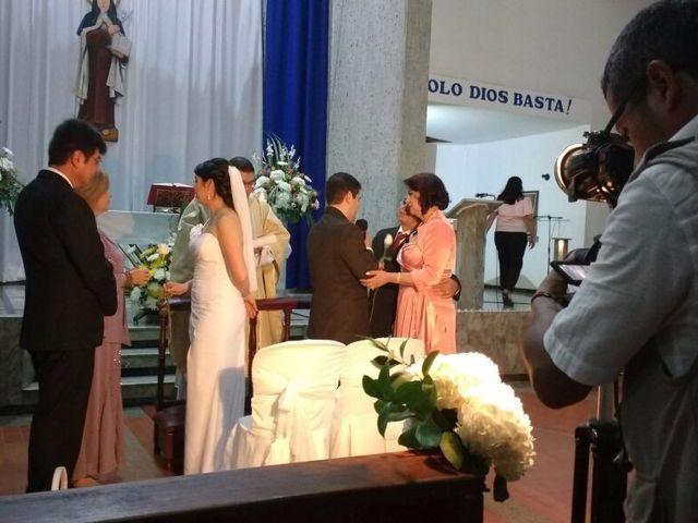 El matrimonio de Andres   y Andrea   en Cali, Valle del Cauca 2