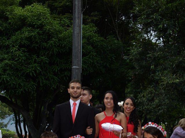 El matrimonio de Andres   y Andrea   en Cali, Valle del Cauca 11