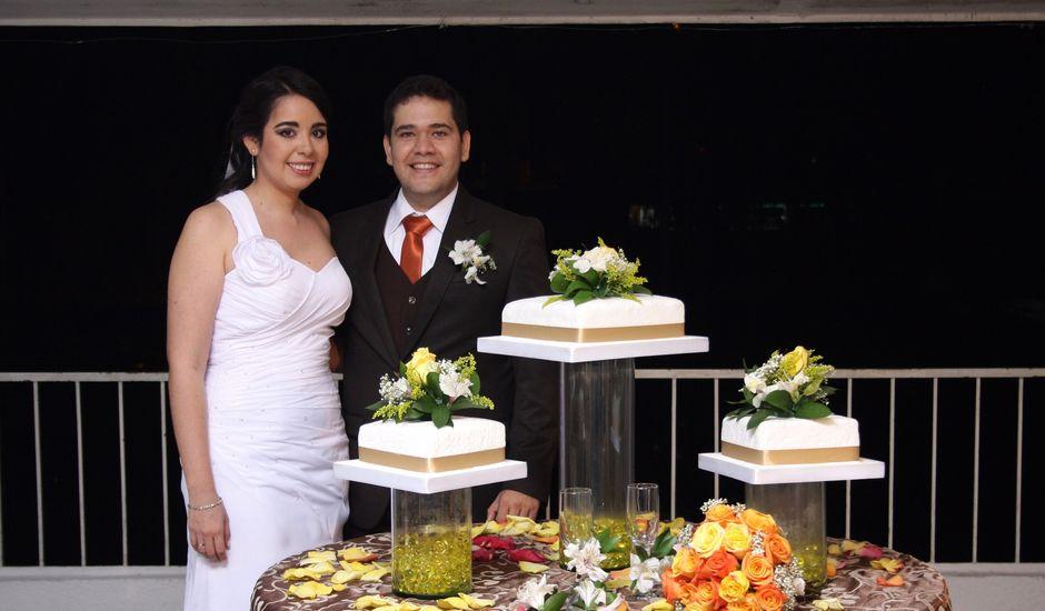 El matrimonio de Andres   y Andrea   en Cali, Valle del Cauca