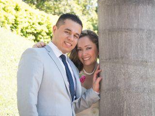 El matrimonio de Cristina y Ricardo