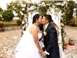 El matrimonio de Sandra y Javier 3