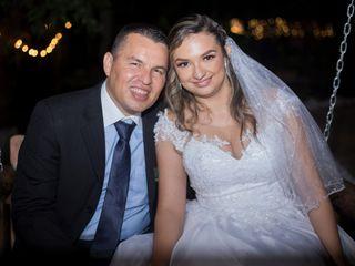 El matrimonio de Leidy y Juan
