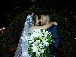 El matrimonio de Erika  y Mauricio