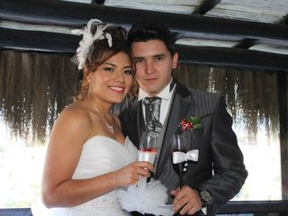 El matrimonio de Johana y Fredy