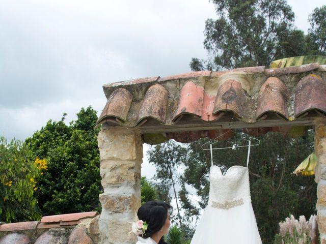 El matrimonio de Carlos y Katherine en Subachoque, Cundinamarca 6