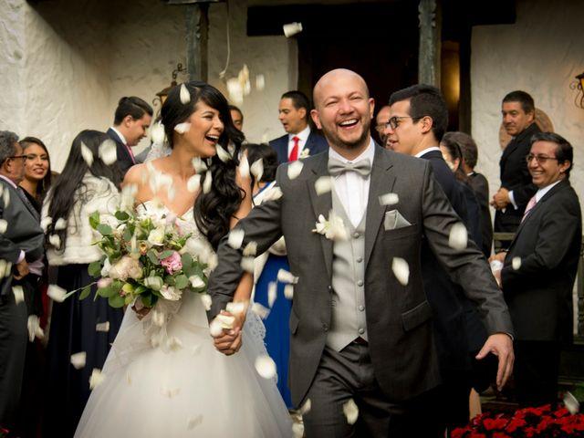 El matrimonio de Carlos y Katherine en Subachoque, Cundinamarca 29