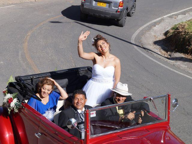 El matrimonio de Fredy y Johana en Cota, Cundinamarca 17
