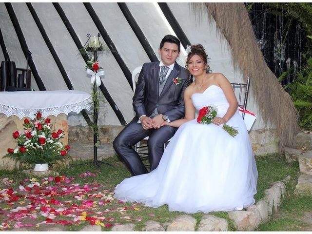 El matrimonio de Fredy y Johana en Cota, Cundinamarca 54